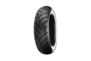Shinko Motorcycle Tires 777 REAR 170/80-15 4 Ply  77(Reinforced) -Whitewall, Each