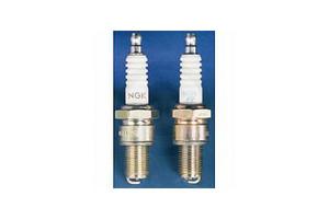 NGK Spark Plugs for  V-Star 650 Classic & Silverado '98-07 V-Star 650 Custom '98-07 (Each)