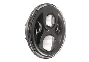 J.W. Speakers 7-inch Evolution 2 LED Headlight -Black
