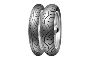 Pirelli Sport Demon Bias Sport/Touring Tires FRONT 120/80-16  TL  (60V)  -Each