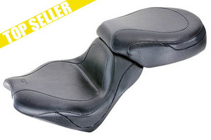 Mustang  Two-Piece Seat  for VTX1300C '04-Up  -Sport Vintage