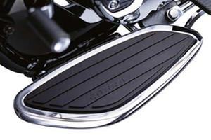 Cobra  Swept Front Floorboard Kit  for VT1100C2 Shadow Sabre  '00-07