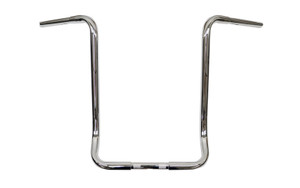 L.A. Choppers 1.25 In. Ape Hangers for '96-Up FLHT/FLHX & FL Trike THROTTLE-BY-WIRE-20 Inch, Chrome