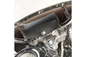 Willie & Max Saddlebags Revolution Universal Handlebar  Bag