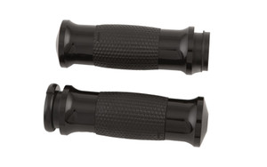 Avon Grips Air Gel Grips for '08-Up FL Models w/ Fly-By-Wire Throttle -Black