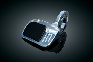 Kuryakyn ISO Throttle Boss Contoured Style for ISO, Flame & Transformer Grips -Left Side (Each) 1