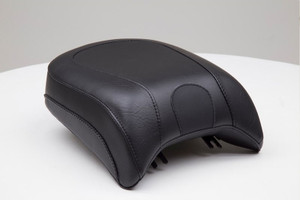 Mustang Seats  Wide Vintage Passenger Seat  for Harley-Davidson Softail Deluxe '05-'16