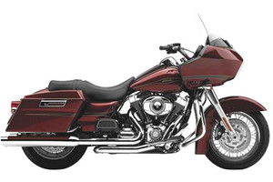 Cobra Powerport Head Pipes for 2010 FL Models -Chrome Will not fit 2010 Road Glide Custom & Street Glide DOES NOT INCLUDE MUFFLERS