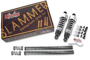 Burly Brand  Slammer Kit for  Dyna  '91-05 (exc. FXDWG)