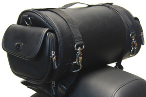 Saddlemen EXR1000 Roll Bag -Drifter Style