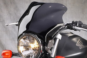 National Cycle F-Series Fairing for Triumph Models -F-16 Sport Dark Tint Click for fitment