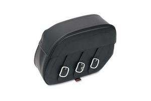 Saddlemen Rigid-Mount Specific-Fit Quick-Disconnect  Saddlebags for Vulcan 900 Classic/Custom '06-Up Drifter