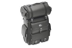 Saddlemen EX2200S Drifter Deluxe Sissy Bar Bag