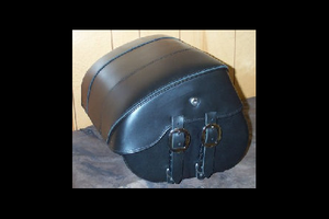Leather Pros Trunk Bag -Large, Plain