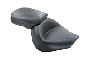 Mustang Two-Piece Wide Touring Seats  for Suzuki M50 '05-11-Vintage