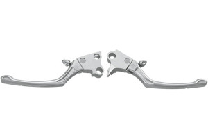 Roland Sands  Regulator Levers  for '96-16 Big Twin & '96-03 XL Models  -Chrome (set)