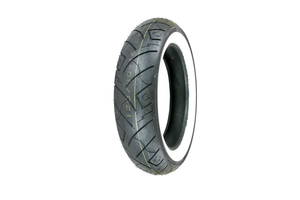 Shinko Motorcycle Tires 777 FRONT 100/90-19 4 Ply  57 -Whitewall, Each