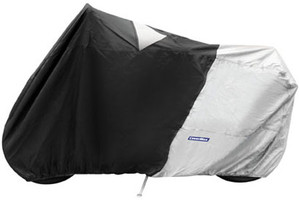 CoverMax Deluxe Motorcycle Cover for Touring Bikes Large (Click for fitment)
