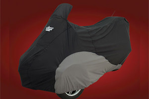 UltraGard Can Am RT Cover for Can Am Spyder Rt Series Black Over Charcoal -Each