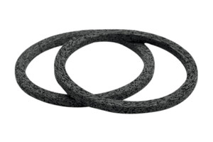 Vance & Hines Performance Exhaust Gaskets for all Evo & Twin Cam Engines Pair