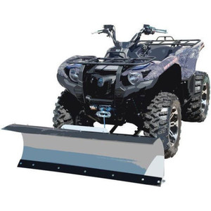 Snow Plow Packages for Polaris ATV Models (Select Plow Blade, Plow Mount, & Winch Options)