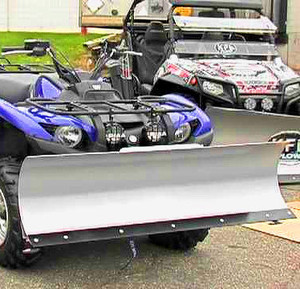 Snow Plow Packages for Honda ATV Models (Select Plow Blade, Plow Mount, & Winch Options)