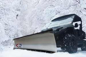 Snow Plow Packages for Honda UTV Models (Select Plow Blade, Plow Mount, & Winch Options)