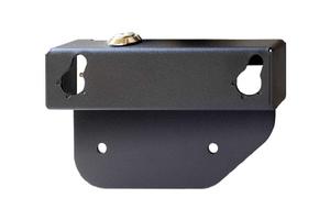 *CLEARANCE* Easy Brackets  Saddlebag Supports for V-Star 950 (with OEM backrest)