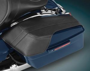 Hopnel Saddlebag Lid Bra Set for Harley Davidson FL Touring '14-Up
