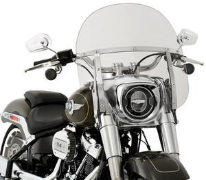 Memphis Shades Fats Windshield for 2018-Up Harley-Davidson Fatboy Models