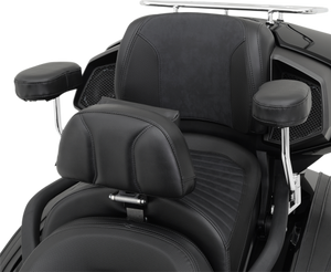 Show Chrome Deluxe Passenger Armrests for '15-18 Can-Am Spyder F3