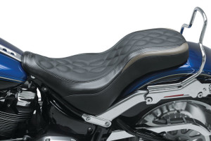 Mustang DayTripper Seat for '18-Up Harley-Davidson Softail Fat Boy