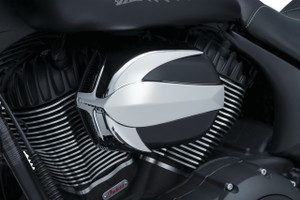 Kuryakyn Signature Series Vantage Air Cleaner by John Shope for '14-Up Indian Models (except Scout)