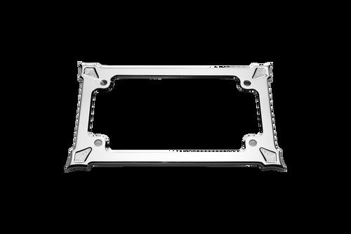 Precision Billet License Plate Frame for Harley Davidson Models ...