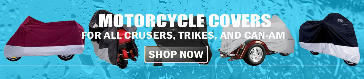 Motorcycle and Trike Covers