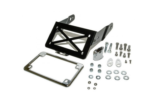 easy brackets turn signal  license plate relocation kit for