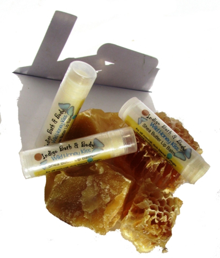 Lip Balm - Wild Honey