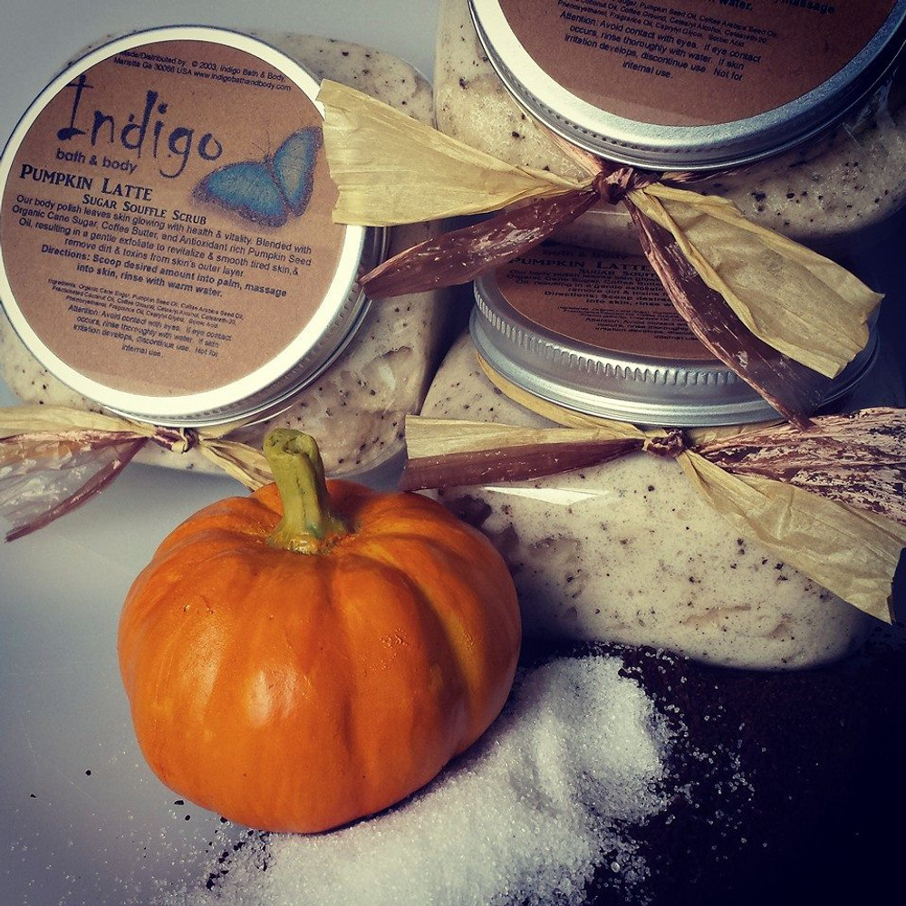 Sugar Souffle Body Polish - Pumpkin Latte (limited edition)