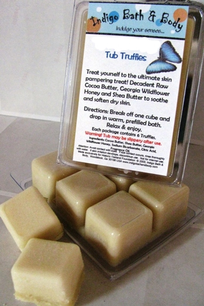 Cocoa & Shea Tub Truffles - Be!