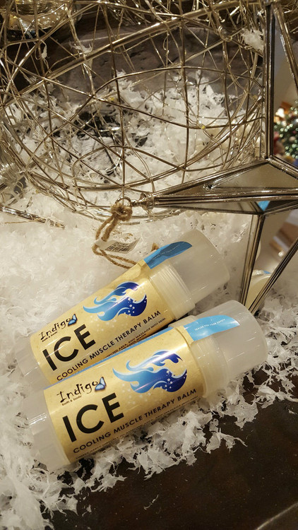 ICE Muscle Therapy Balm