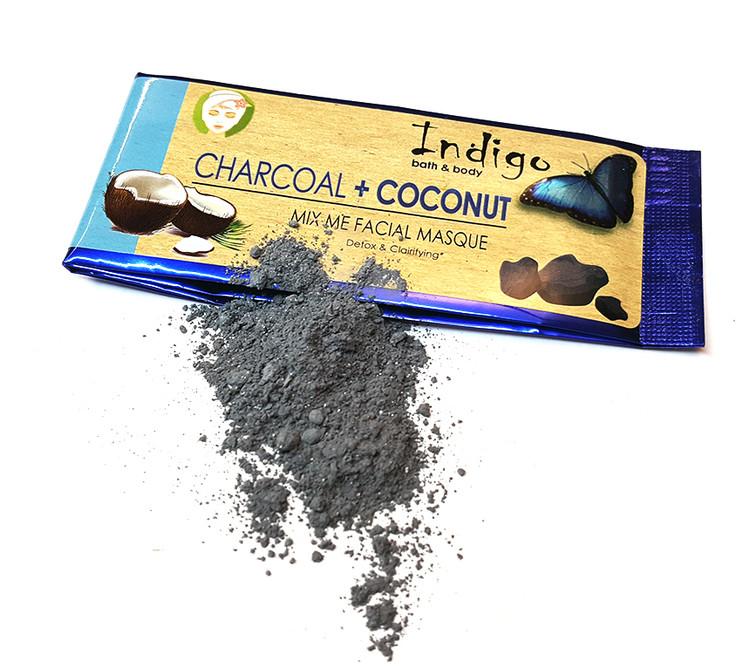 Mix Me Masque - Single - Charcoal & Coconut Milk