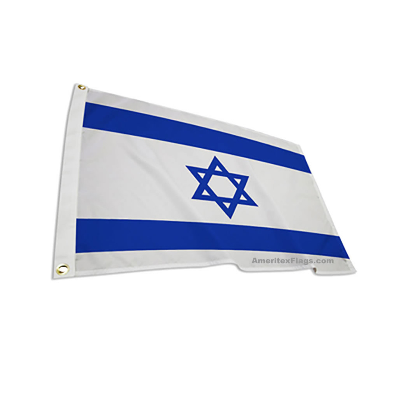 Outdoor ENDURA-POLY Zion Israel Flags