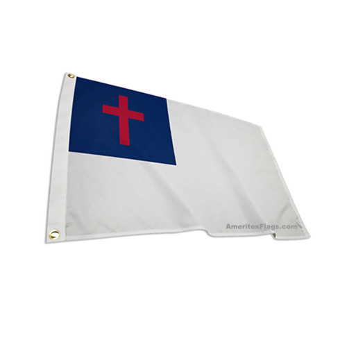 Christian Outdoor and Indoor Nylon Flags