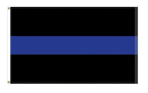 Thin Blue Line Flags