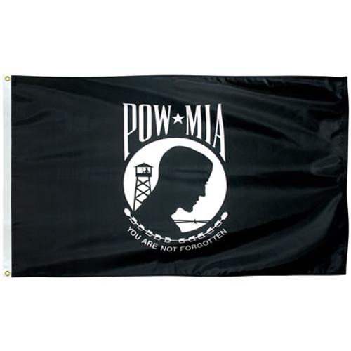 POW MIA Flags