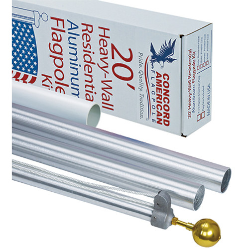 American Tradition Flagpole Kit