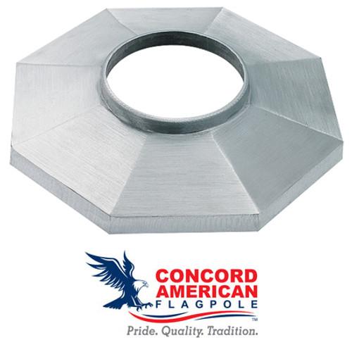 STYLE C - FC15 - Cast Aluminum Flash Collar