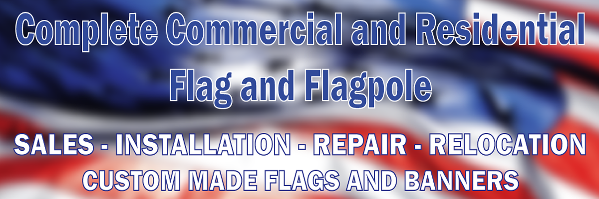 Flags, Flagpoles, Custom Flags