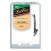 La Voz Bass Clarinet Reeds, Strength Hard, 10-pack
