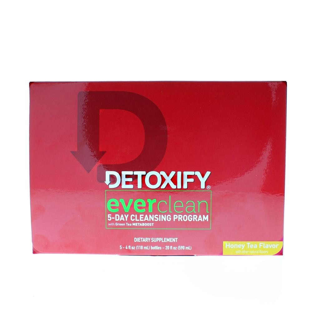Detoxify Ever Clean 5 Day box image
